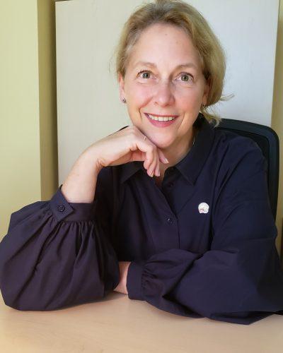 Hélène Côté, directrice générale