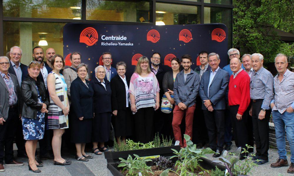 HD-Groupe leaders et représentants d'entreprises