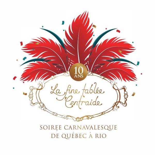 La Fine Tablée Centraide - Logo 2020